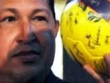 Hugo Chávez, comandante de laVinotinto