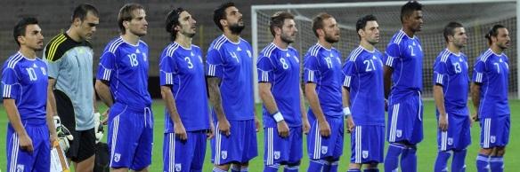 Chipre fútbol