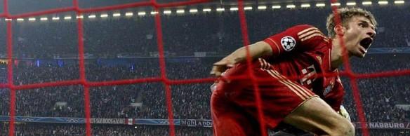 Bayern Barcelona Müller