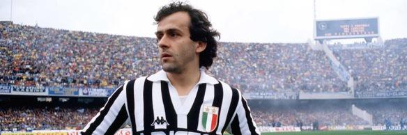 Platini-Juventus
