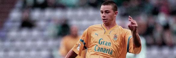 Rubén Castro Las Palmas