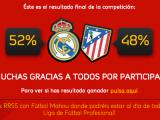 Al Real Madrid sólo le queda lacapital