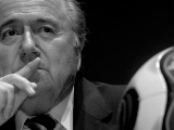 Blatter, entre Palestina eIsrael