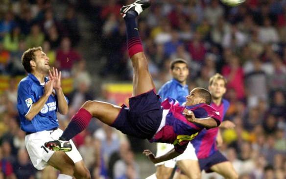Rivaldo Barça
