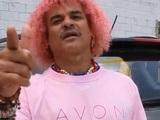'The pink' Valderrama