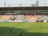 Vuelta al mundo II: Skonto Stadium de Riga(Letonia)