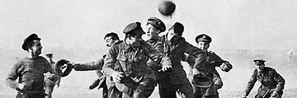 La tregua del fútbol
