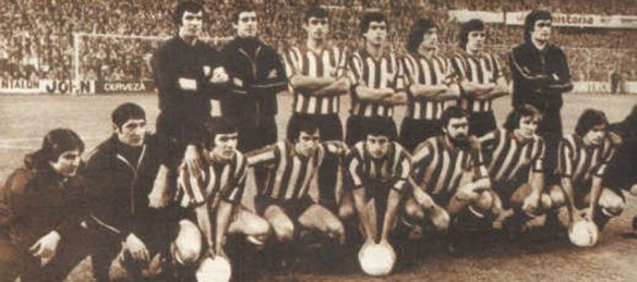 Athletic 1977 Juventus
