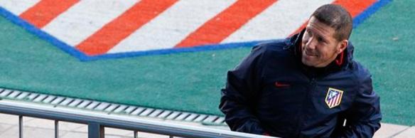 Cholo-Simeone-Atlético de Madrid