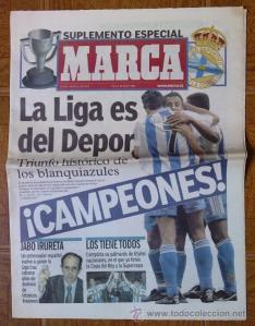 Deportivo Campeón de Liga