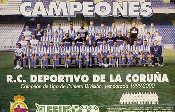 Deportivo 2000 campeón de Liga