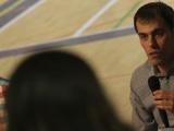 """Luis F. López: """"En 15 años de periodista sólo he conocido dos tardes deoptimismo"""""""