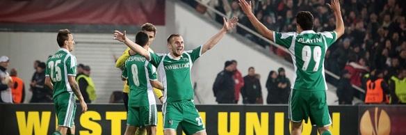 Bulgaria Soccer Europa League