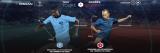 Iniesta vs Yaya Touré, los cuartos en susbotas