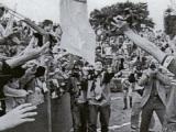 Hertha, Dinamo y el Muro deBerlín
