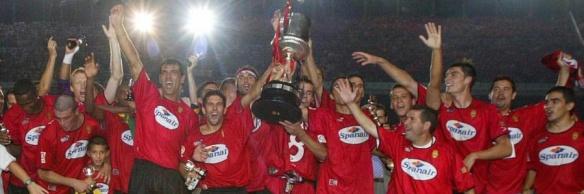 MALLORCA COPA 2003
