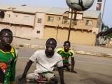 Fútbol contra lapolio