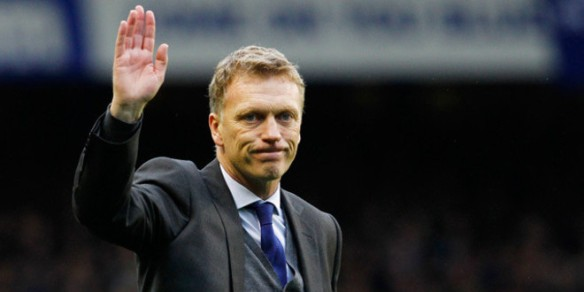 David Moyes on his last game in charge of Everton - video
